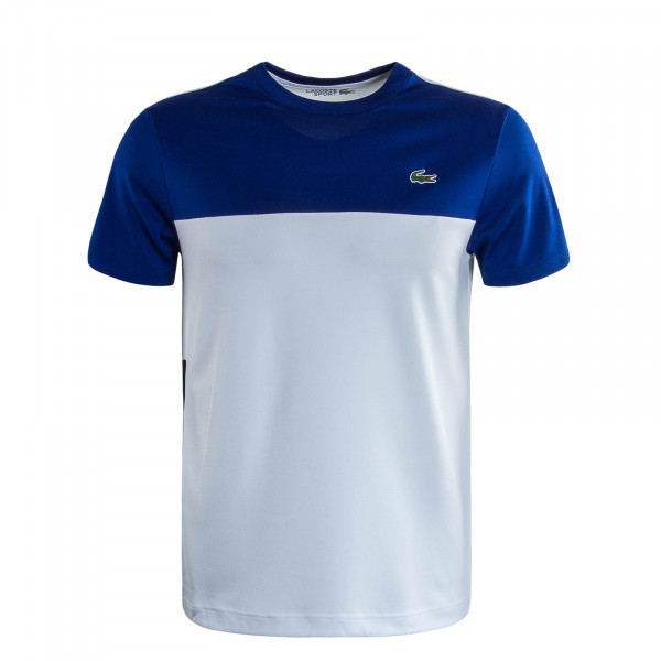 Herren T-Shirt 4856 White Royal