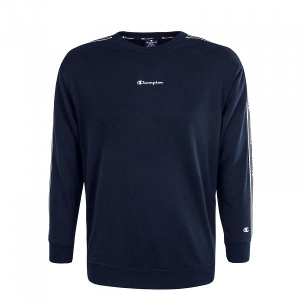 Herren-Sweatshirt  214224 Navy