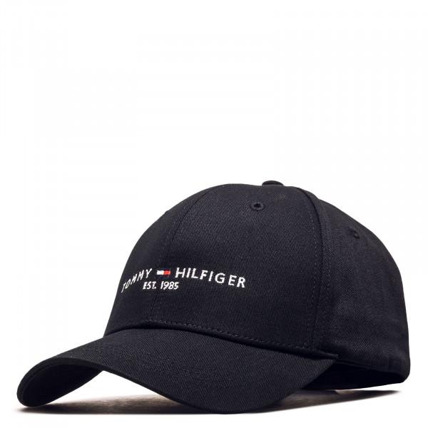 Unisex Cap - Established Cap 7352 - Black