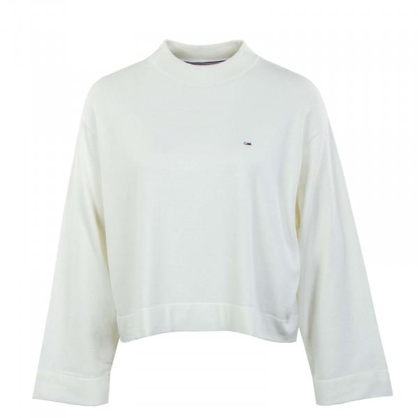 Damen Sweatshirt - Essential Sweater 9802 - Snow White