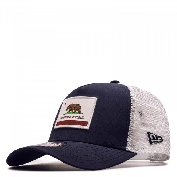 New Era Cap  US State Trucker Navy
