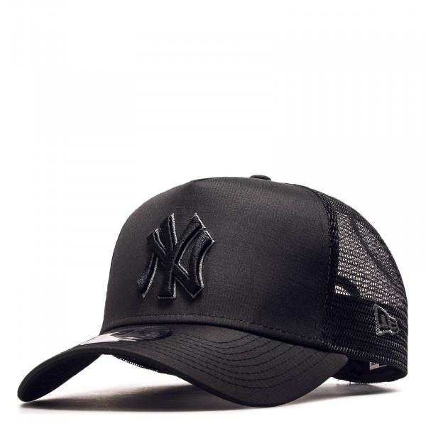 Cap Trucker NY Tonal Black
