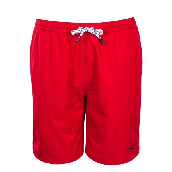 Clepto Boardshort Track Red