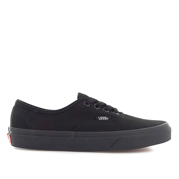 Herren Sneaker Authentic Black Black