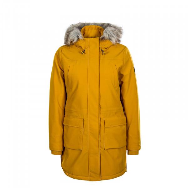 Damen Mantel - New Sally - Golden Yellow