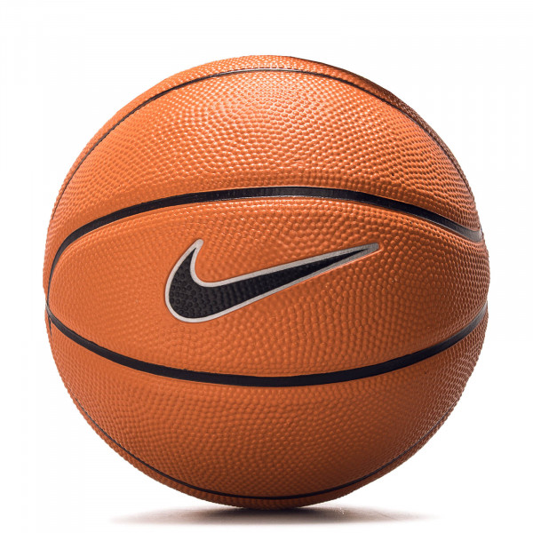 Basketball Swoosh Skills Brown