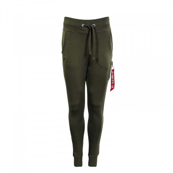 Herren Trainingshose - X Fit Slim Cargo Pant - Dark Green