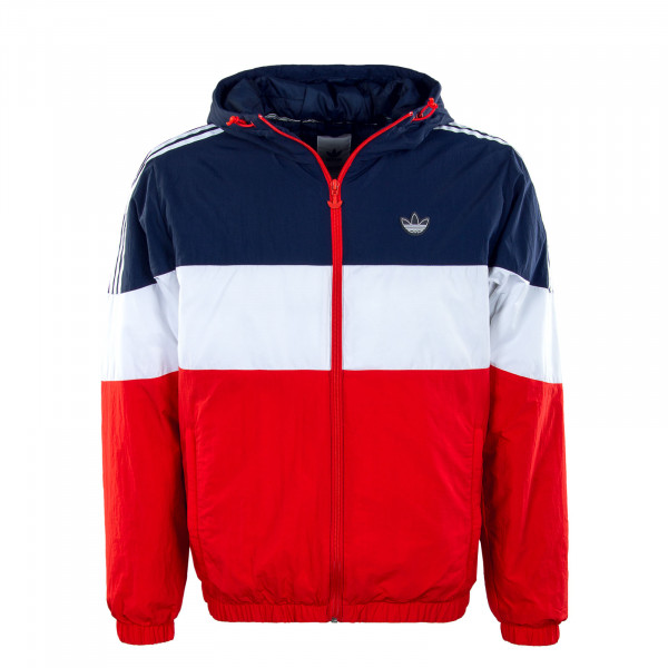 Herren Jacke - Sprt Padded - Collegiate Navy / White / Red