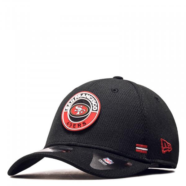 Cap NFL20 39Thirty 49ers Black Red