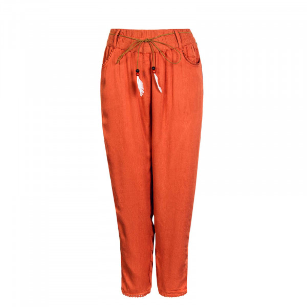 Damen Sommerhose 61531VEN Dark Orange
