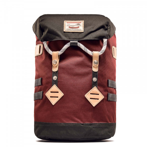 Rucksack Colorado Small Wine Charcoal