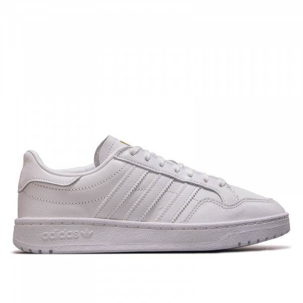Unisex Sneaker Team Court White