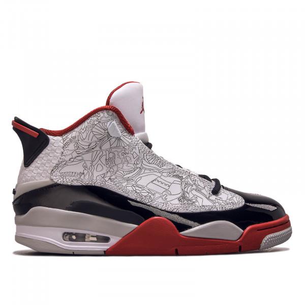 Herren Sneaker Air Dub Zero White Black Red