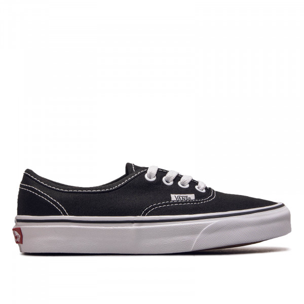 Herrenschuh Authentic Black