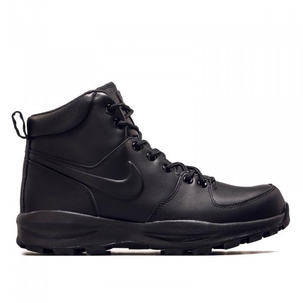 Herren Schuh Manoa Leather Black