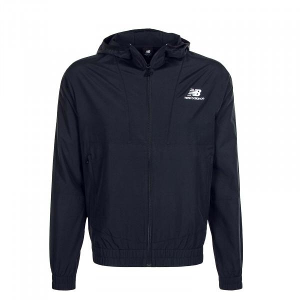 Herren Jacke New Balance Athletics Select MJ01502 Black