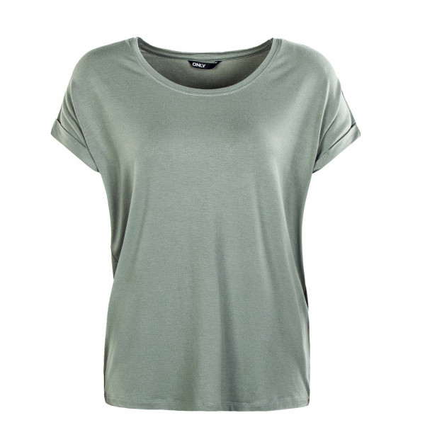 Damen T-Shirt - Moster O Neck - Shadow