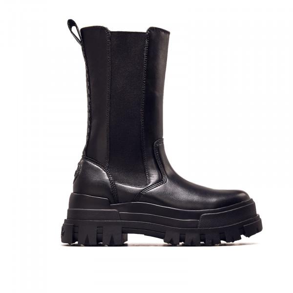 Damen Boots - Aspha CLF Boot Flat Nappa Imi - Black