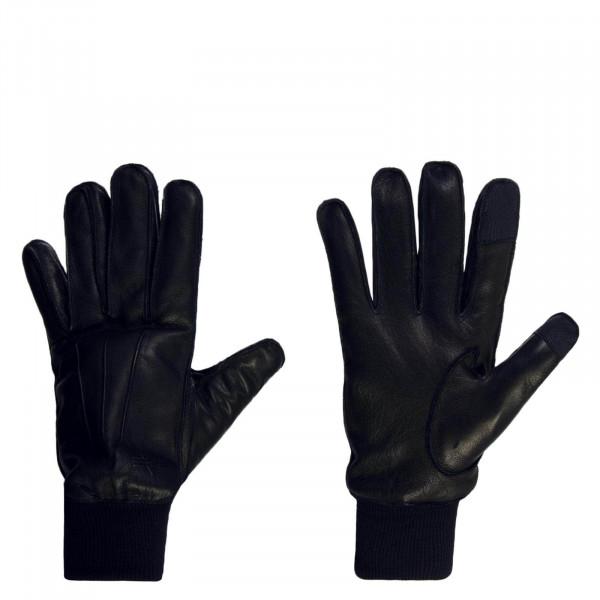 Alpha Gloves B3 Leather Black
