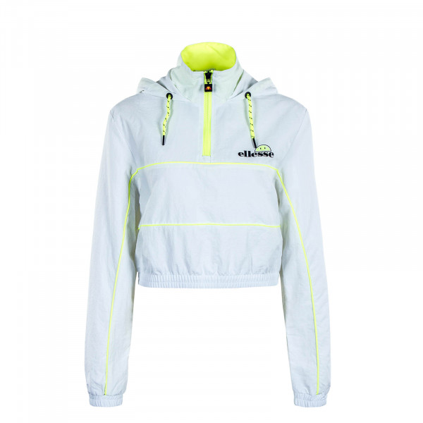 Damen Windbreaker Smiley Festa White