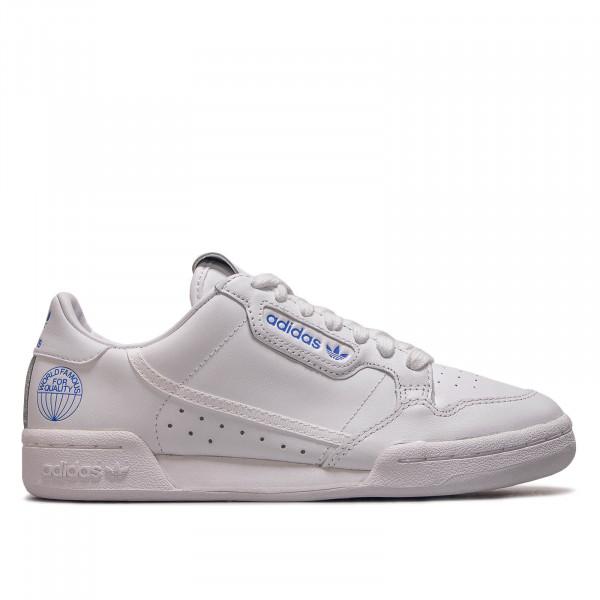 Unisex Sneaker Continental 80 White Blue