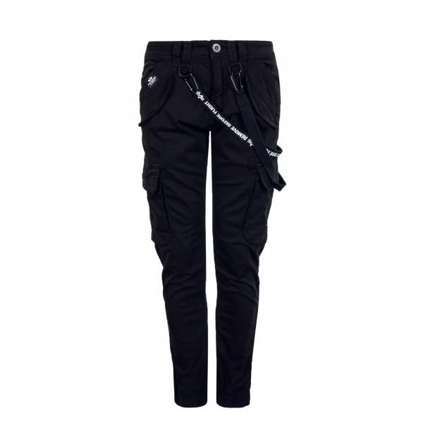 Herren Hose - Utility Pant - Black