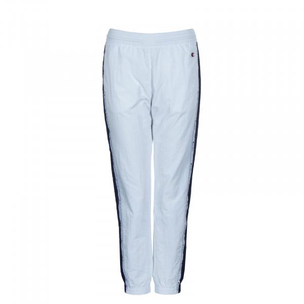 Damen Trainingshose Elastic Cuff White