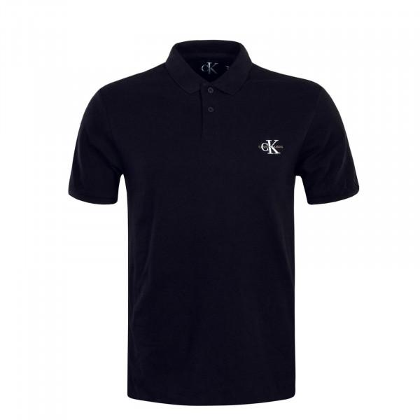 CK Polo New Monogram Logo Black