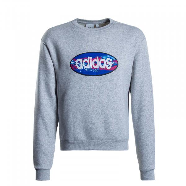 Herren-Sweatshirt Skate Sweat OVL Grey