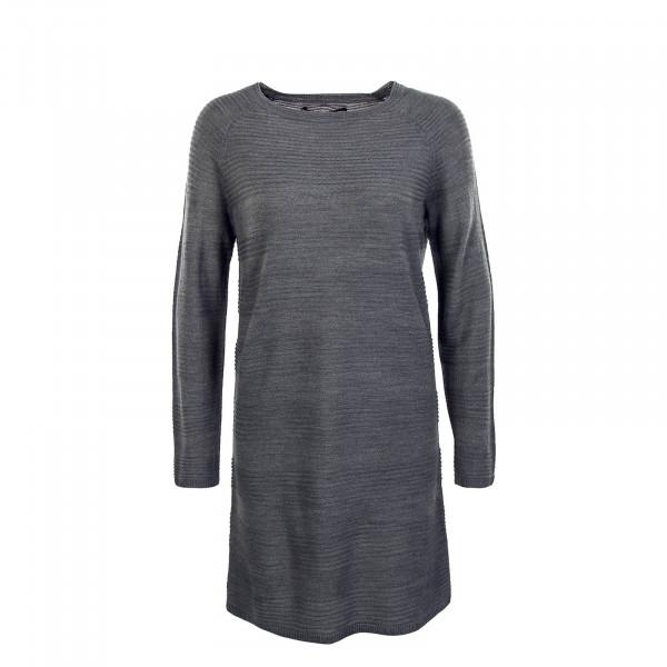 Kleid Knit Cavier Grey