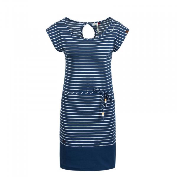 Kleid Soho Stripe Blue