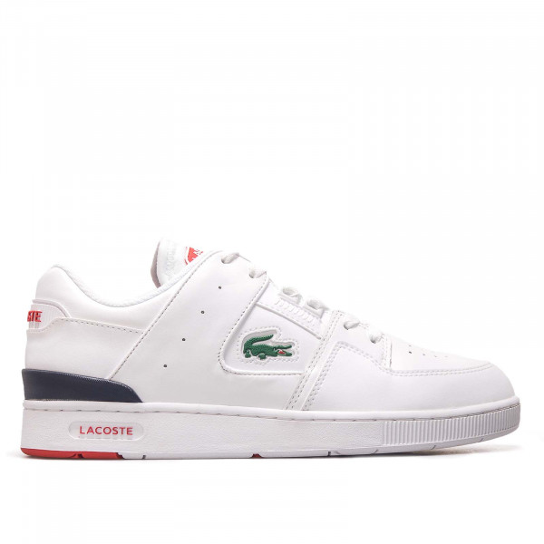 Herren Sneaker - Court Cage 0721 1 SMA - White / Navy / Red