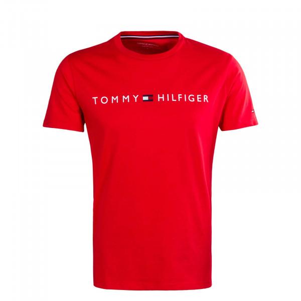 Herren T-Shirt - Logo 1434 Cornell - Red