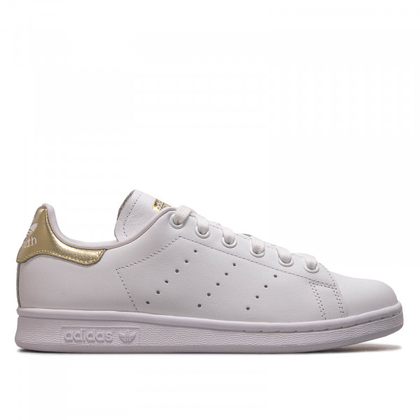 Damen Sneaker Stan Smith White Gold