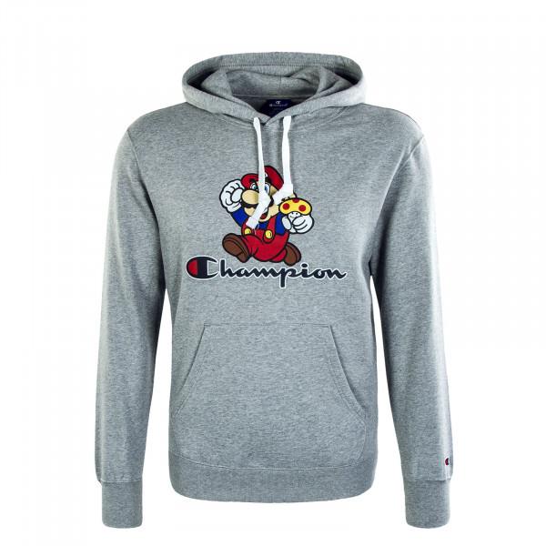 Herren Hoody - Super Mario Bros.™ - Grey