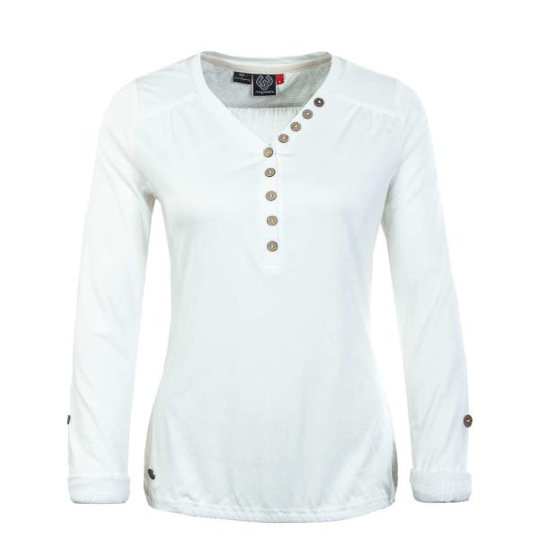 Pinch Solid (Tex) LS White