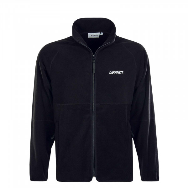 Herren Fleecejacke Beaufort Black