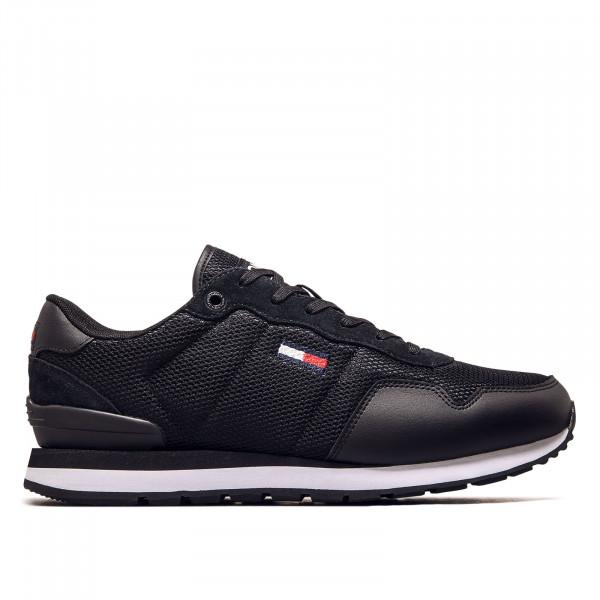 Herren Sneaker - Lifestyle Mix Runner - Black