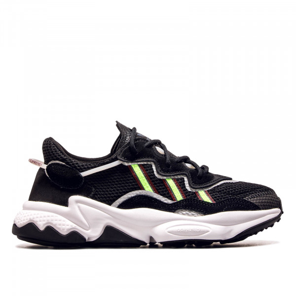 Unisex Sneaker Ozweego Black Green Red