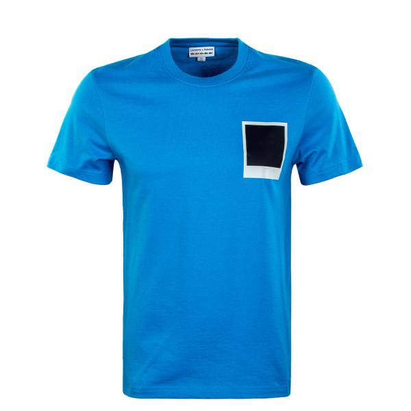 Herren T-Shirt - Lacoste x Polaroid - Fidji