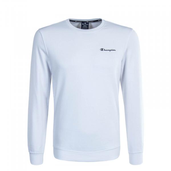 Herren-Sweatshirt 214151 White