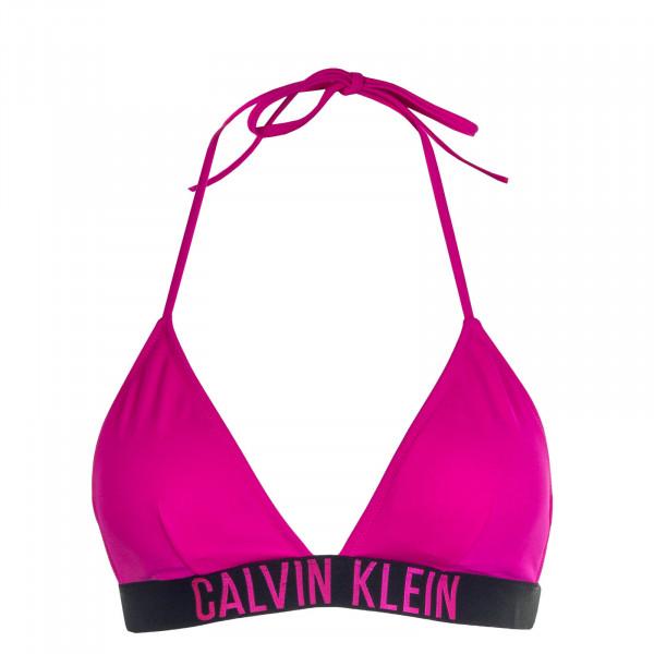 Bikini Fixed Triangle Pink