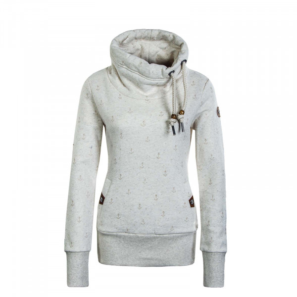 Damen Sweatshirt - Rylie Marina - Beige