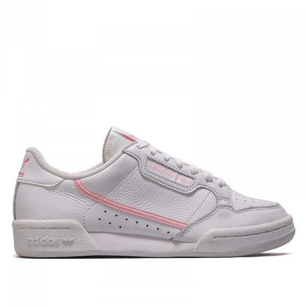 Adidas Wmn Continental 80 White Rose