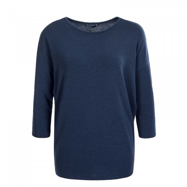Damen Longsleeve Glamour 3/4 India Ink