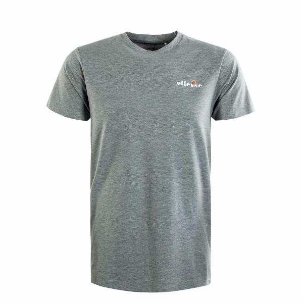 Herren T-Shirt - Selvettet - Grey Marl
