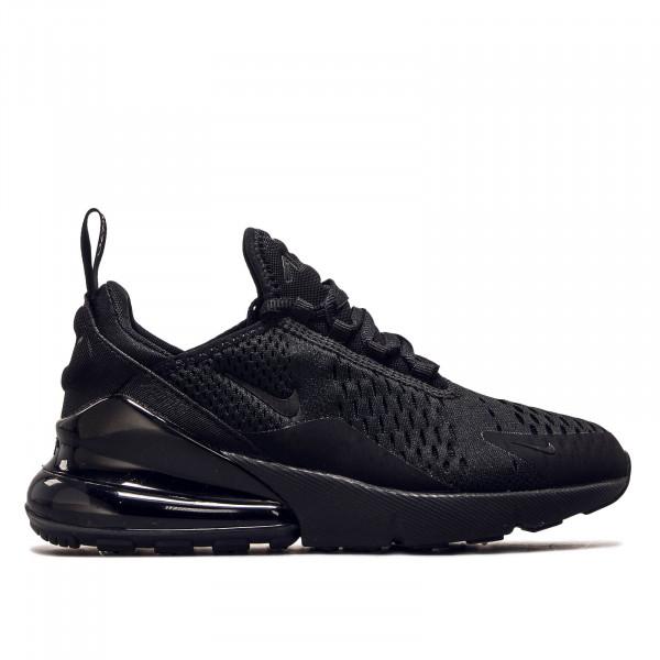 Damen Sneaker Air Max 270 Black Black