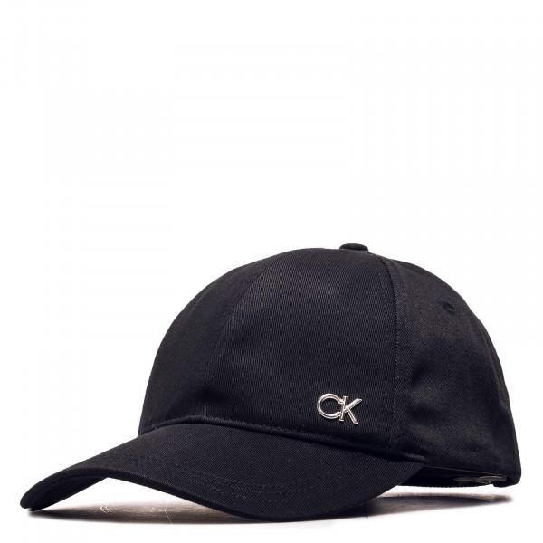 Unisex Cap - Spiked Metal BB - Black