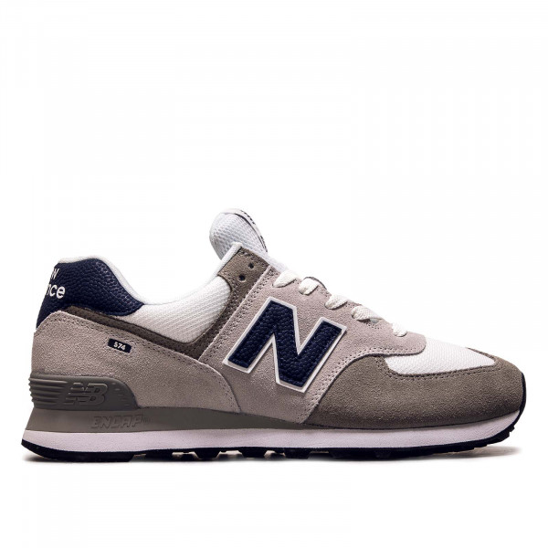 Herren Sneaker ML574 EAG Grey White