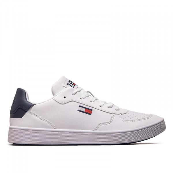 Herren Sneaker - Essential Cupsole - White